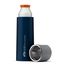 GSI Glacier Stainless Vacuum Bottle 1000ml blue